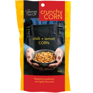 Crunchy Corn Chilli and Lemon - Clearance