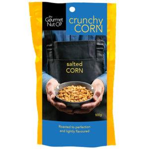 Crunchy Corn Sea Salt - Clearance