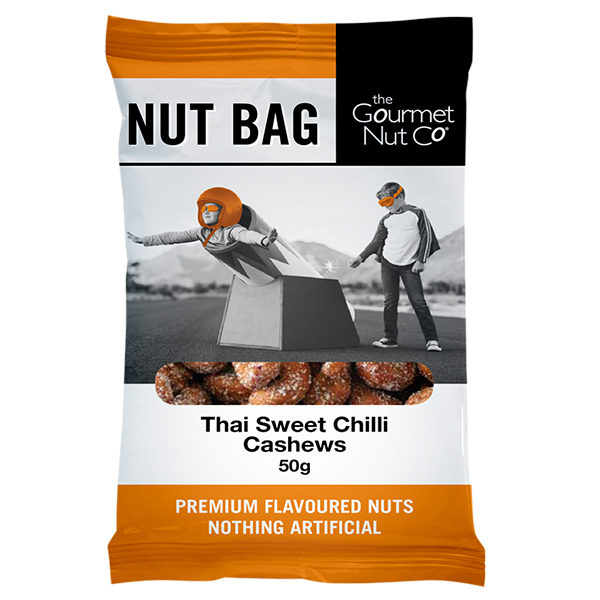 Nut Bag Thai Sweet Chilli Cashews