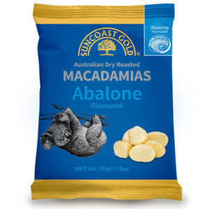 Flavoured Macadamias Abalone